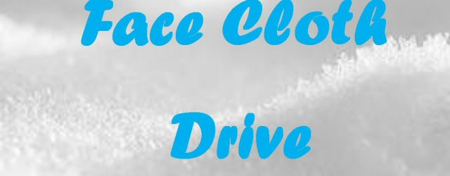 face cloth drive